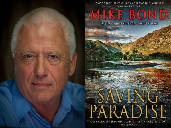 "Mike Bond's ""Saving Paradise"""