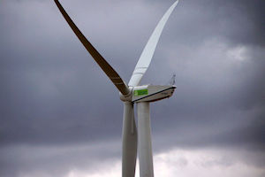 REpower MM92 wind turbine
