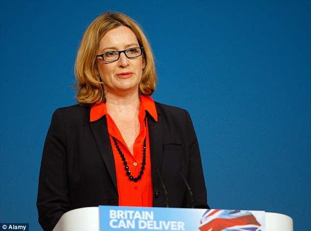 Energy Secretary Amber Rudd