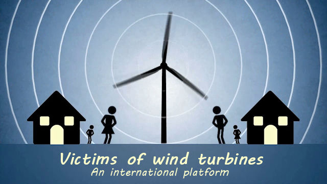Victims of wind turbines - An international platform
