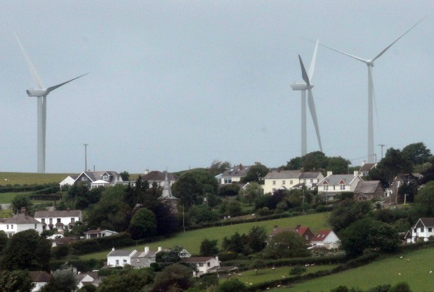 Fullabrook wind farm
